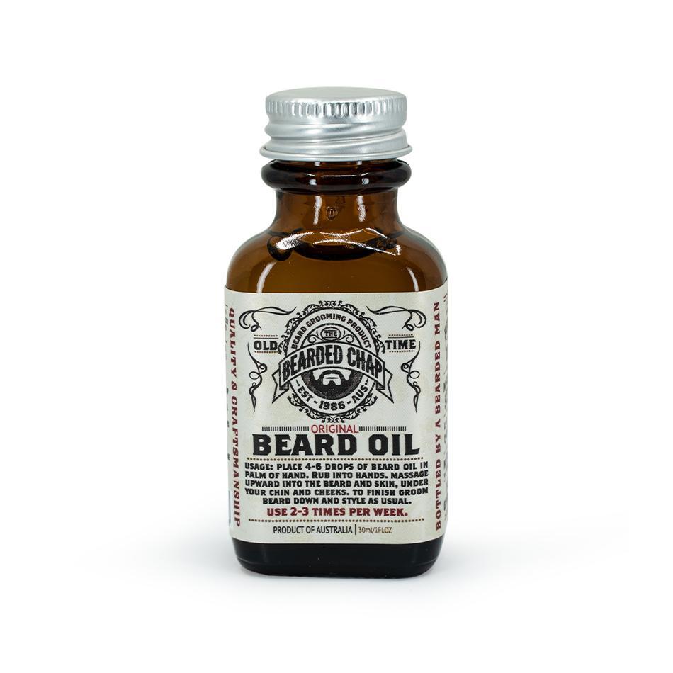 Tuotekuva: The Bearded Chap Original Beard Oil -partaöljy (30ml)