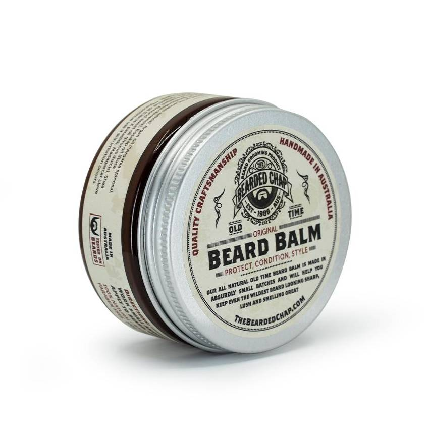 Tuotekuva: The Bearded Chap Original Beard Balm -partavoide (100g)