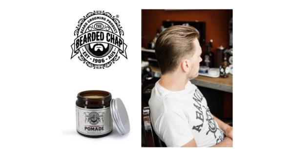 vinkit miesten pidempien hiusmallien muotoiluun pomade hiusvalla
