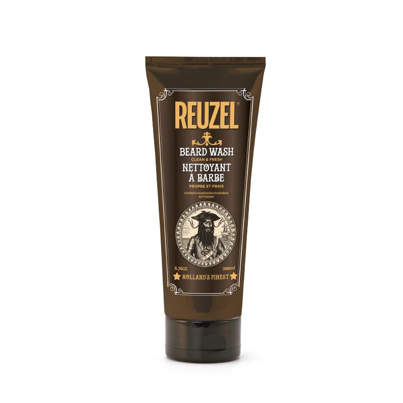 Tuotekuva: Reuzel Clean & Fresh Beard Wash -partashampoo (200ml)