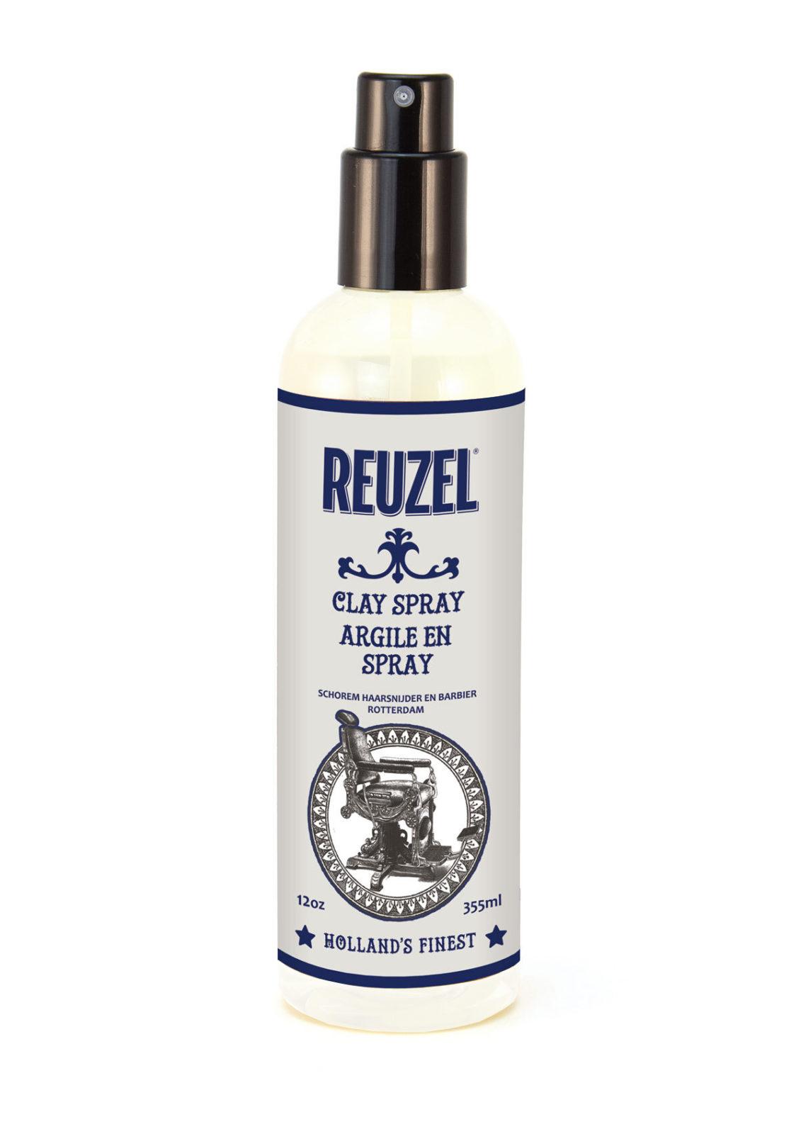 Tuotekuva: Reuzel Clay Spray -vahasuihke (355 ml)
