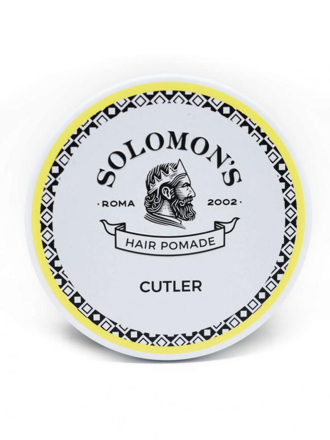 Tuotekuva: Solomon's Hair Cream Pomade -mattavaha CUTLER  (100ml)