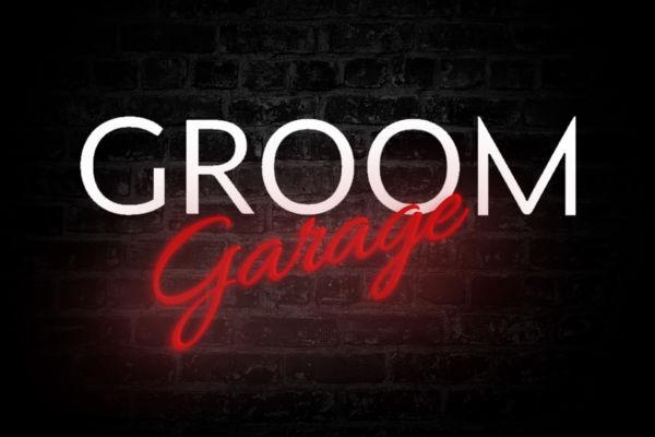 GROOM Garage is open!