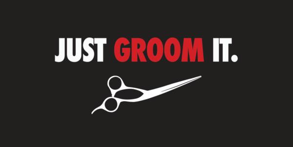 Just GROOM it -kampanja & arvonta