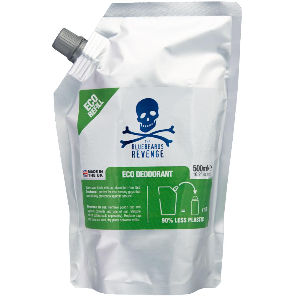 Tuotekuva: The Bluebeards Revenge Eco Deodorant täyttöpussi (500ml)