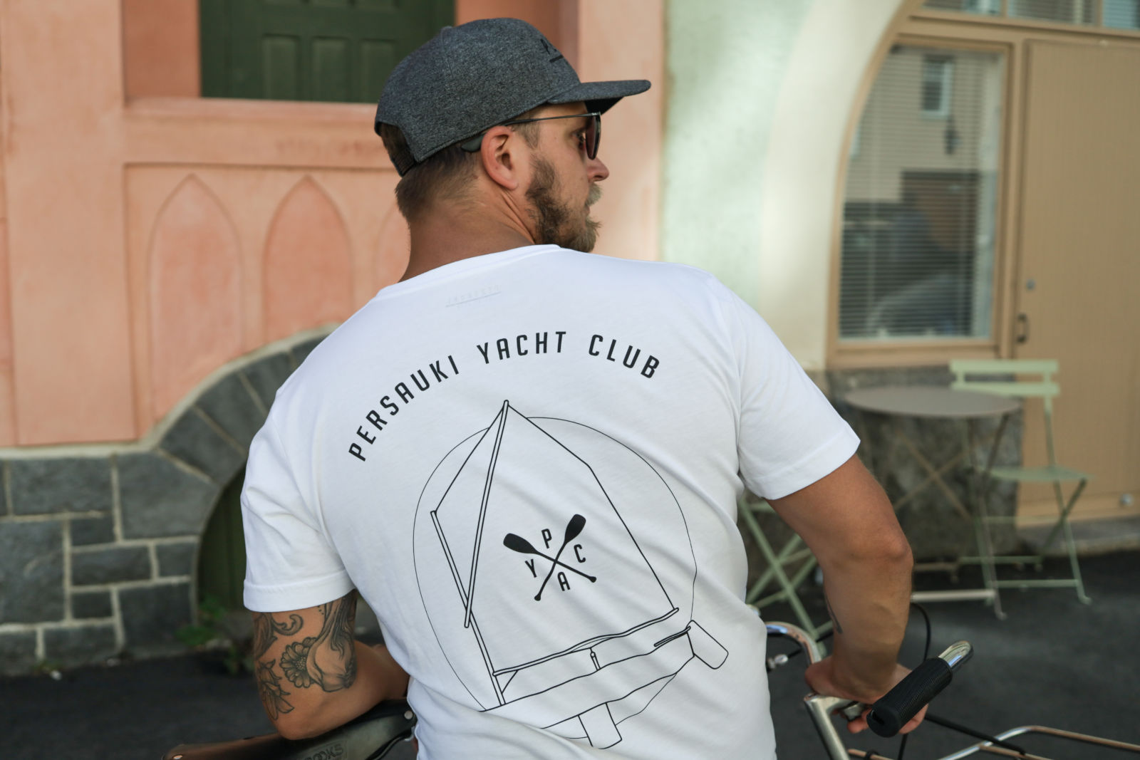 Tuotekuva: Persauki Yacht Club – Jollapaita