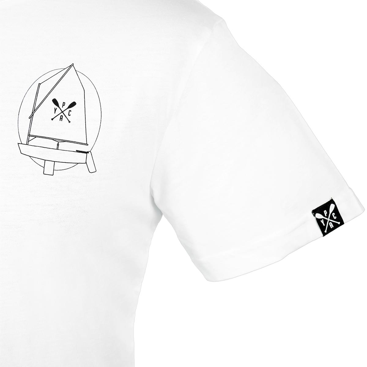 Tuotekuva: Persauki Yacht Club – Jolla t-paita